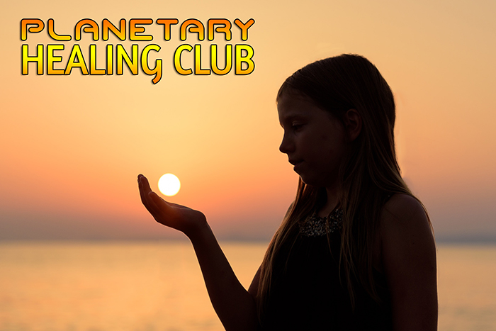 Planetary Healing Club - Photo by Olivier Fahrni on Unsplash